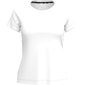 Odlo BL Ceramicool Element - Camiseta Running Mujer - blanco